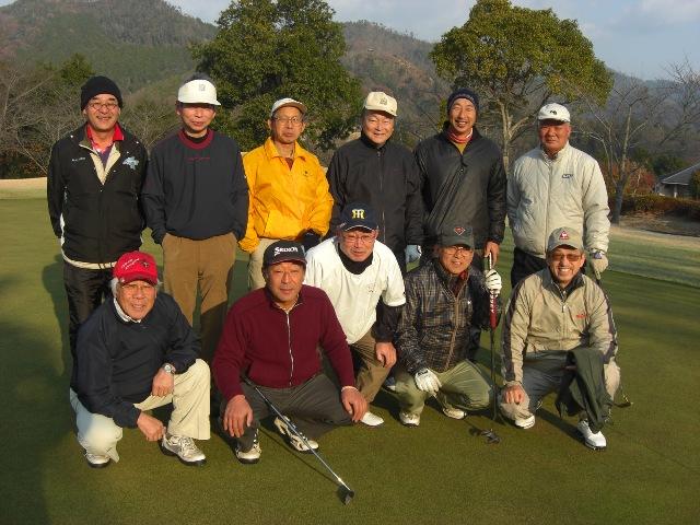 加西LC 新年ゴルフコンペ