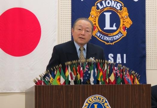 第48代会長 L小林 敏信